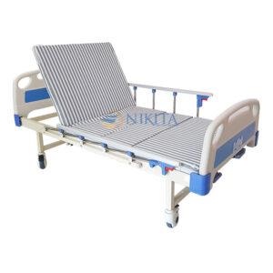Giường bệnh nhân 2 tay quay đa chức năng NIKITA NKT-DCN02