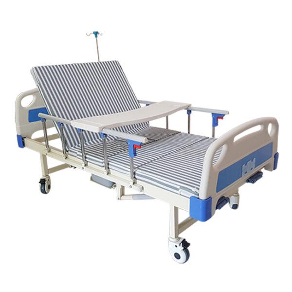 Giường bệnh nhân 3 tay quay đa chức năng NIKITA NKT-DCN03