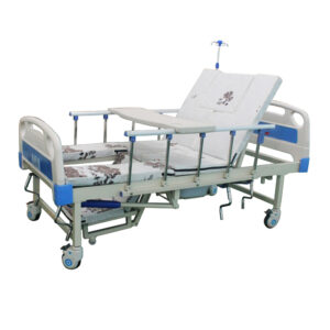 Giường bệnh nhân 5 tay quay đa năng LUCASS GB-T243