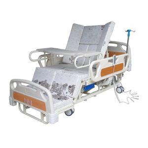 Giường bệnh nhân điện cơ đa chức năng LUCASS GB-4